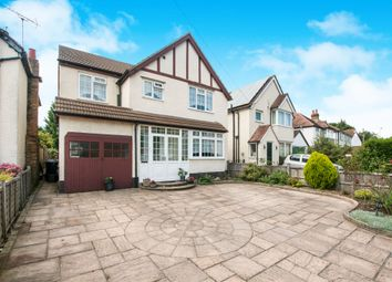 Thumbnail 4 bed detached house for sale in Taplow Road, Taplow, Maidenhead