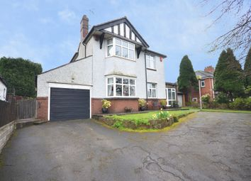 Thumbnail 3 bed detached house for sale in High Lane, Tunstall, Stoke-On-Trent