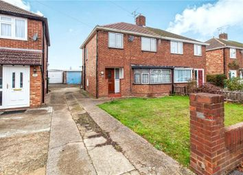 Thumbnail 3 bed semi-detached house for sale in Brightside Avenue, Staines
