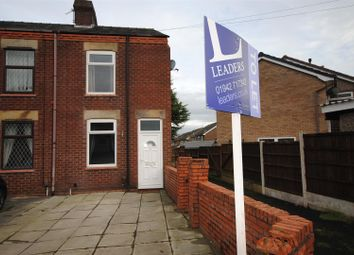 Thumbnail 2 bed end terrace house to rent in Mill Street, Ashton-In-Makerfield, Wigan