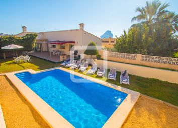 Thumbnail 7 bed villa for sale in Calpe, Costa Blanca, 03710, Spain
