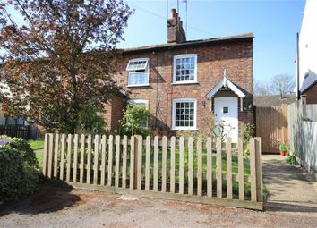Thumbnail 2 bedroom end terrace house for sale in Coldharbour Lane, Harpenden, Hertfordshire