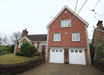 Thumbnail 6 bed detached house for sale in Moor Hill, Norden, Rochdale