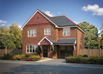 Thumbnail 4 bed detached house for sale in Myles Standish Way, Chorley
