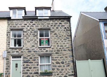 Thumbnail 4 bed end terrace house for sale in Church Street, Tywyn, Gwynedd