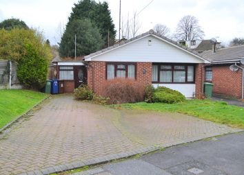 Thumbnail 3 bed detached bungalow for sale in Wattfield Close, Brereton, Rugeley