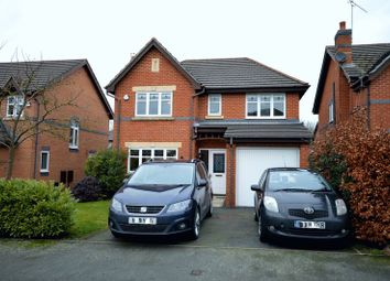 Thumbnail 4 bed detached house to rent in Kennington Park, Widnes