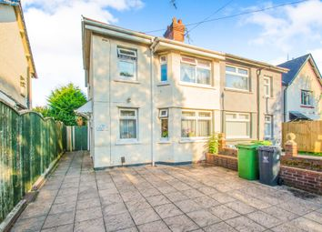 Thumbnail 3 bed semi-detached house for sale in South Clive Street, Grangetown, Cardiff