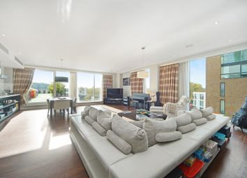 Thumbnail 4 bed flat for sale in Gatliff Road, London