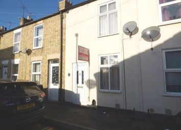Thumbnail 2 bed terraced house for sale in Bedford Street, Eastfield, Peterborough, Cambridgeshire