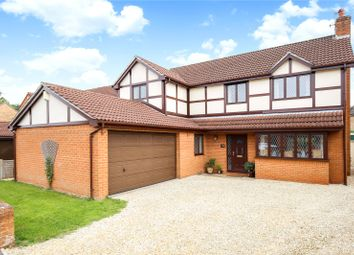 Thumbnail 4 bed detached house for sale in Kynges Mill Close, Frenchay, Bristol