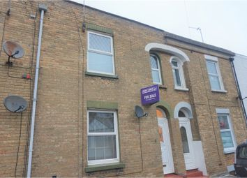 Thumbnail 3 bed terraced house for sale in Station Road, Sandown