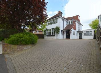 Thumbnail 6 bedroom detached house for sale in The Avenue, Hatch End, Pinner