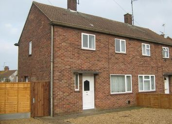 Thumbnail 2 bed semi-detached house for sale in Arundel Road, Peterborough, Cambridgeshire