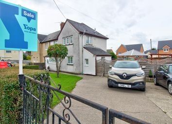 Thumbnail 3 bed semi-detached house for sale in St. Margarets Avenue, Cefn Fforest, Blackwood