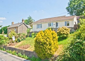 Thumbnail 3 bed detached bungalow for sale in Mendip Road, Stoke St. Michael, Radstock