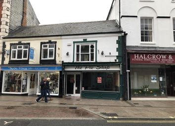 Thumbnail Retail premises for sale in London Street, Andover