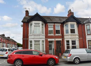 Thumbnail 3 bed end terrace house for sale in Caewallis Street, Bridgend, Bridgend County.