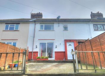 Thumbnail 3 bed terraced house for sale in Damgate Back Lane, Great Yarmouth