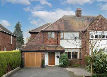Thumbnail Semi-detached house for sale in Myton Crofts, Leamington Spa, Warwickshire