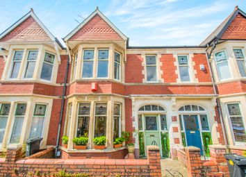 Thumbnail 5 bedroom terraced house for sale in Mayfield Avenue, Cardiff
