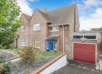 Thumbnail 3 bed semi-detached house for sale in Greatfield Road, Winchester
