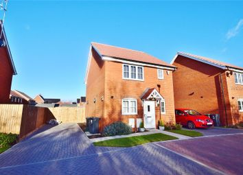 3 bed detached house for sale in Godfrey Crescent, Takeley, Bishop's Stortford CM22