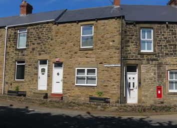 Thumbnail 2 bed terraced house for sale in Makepeace Terrace, Springwell Village, Gateshead