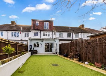 The Fairway, London N13. 4 bed terraced house for sale