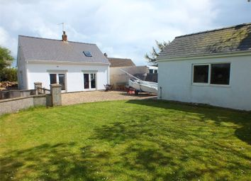 Thumbnail 5 bed detached bungalow for sale in Yr Hen Ardd, Trewarren Road, St. Ishmaels, Haverfordwest