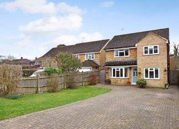 Thumbnail 4 bed detached house for sale in Ridge Way, Edenbridge