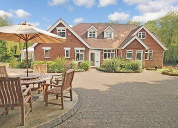 Thumbnail 5 bed detached house for sale in Winchester Road, Durley, Southampton