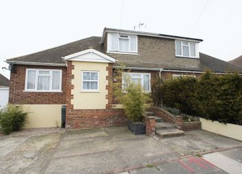 Thumbnail 3 bedroom semi-detached house for sale in Orchard Grove, Leigh-On-Sea