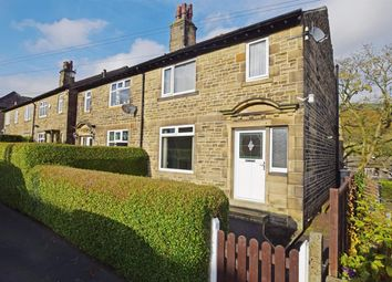Thumbnail 3 bed semi-detached house for sale in Caldene Avenue, Mytholmroyd
