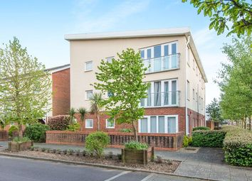 Thumbnail 2 bed flat for sale in Scott-Paine Drive, Hythe, Southampton
