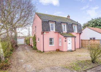 Thumbnail 3 bed cottage for sale in Stoke By Nayland, Colchester, Essex