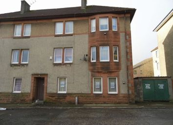 Thumbnail 2 bed flat for sale in West Street, Paisley