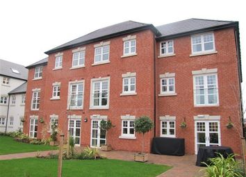 Thumbnail 2 bedroom flat for sale in Dugdale Court, Coventry Road, Coleshill