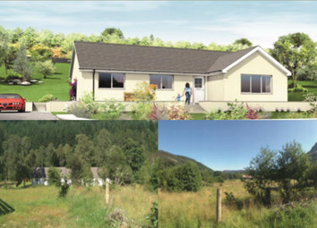Thumbnail 3 bed detached bungalow for sale in Glendale Park, Invermoriston, Inverness