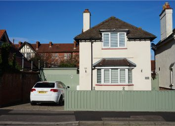Thumbnail 3 bed detached house for sale in Richmond Road, Lee-On-The-Solent