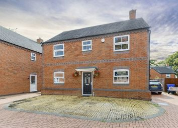 Thumbnail 4 bed detached house for sale in Bank House Gardens, Stoke On Trent, Staffordshire