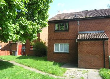 Thumbnail 1 bed flat for sale in Circuit Close, Willenhall