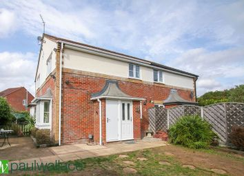 Thumbnail 2 bed semi-detached house for sale in Isabel Gate, Cheshunt, Waltham Cross