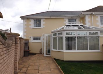 Thumbnail 5 bed semi-detached house to rent in Burrell House, The Gounce, Perranporth