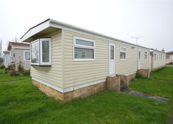 Thumbnail 2 bedroom mobile/park home for sale in Meadow View Park, St. Osyth Road, Little Clacton, Clacton-On-Sea