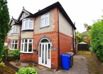 Thumbnail 3 bed semi-detached house for sale in Woodland Grove, Burslem, Stoke-On-Trent