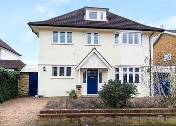 Thumbnail 5 bed detached house for sale in Selborne Road, New Malden