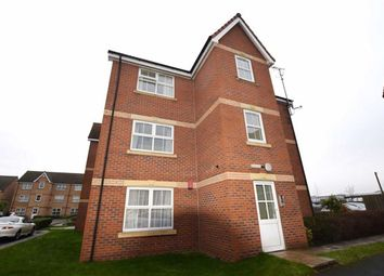 Thumbnail 2 bed flat for sale in Heapham Road, Gainsborough