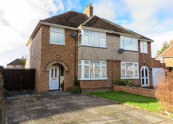 Thumbnail 3 bed semi-detached house to rent in Landor Road, Whitnash, Leamington Spa