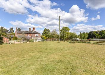 Thumbnail 4 bedroom equestrian property for sale in Moortown Drive, Canford Magna, Wimborne, Dorset